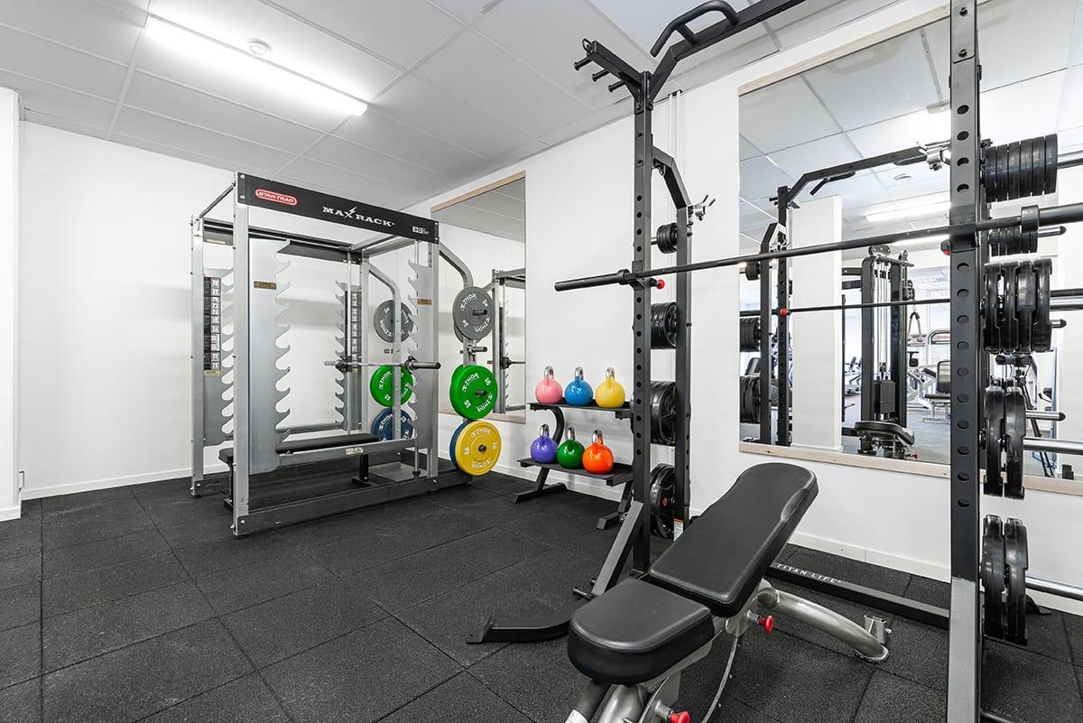 GYM 974 - Ditt lokala gym på Hertsön i Luleå